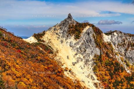 鳳凰山の写真素材 [FYI00256085]