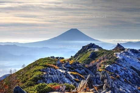 富士山の写真素材 [FYI00256092]