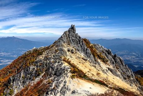 鳳凰山の写真素材 [FYI00256097]