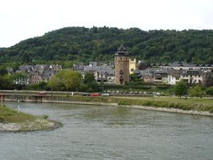 ヨーロッパの運河の写真素材 [FYI00256241]