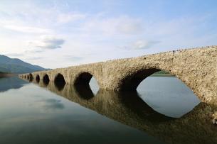 タウシュベツ橋梁の写真素材 [FYI00256250]