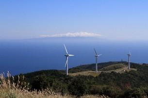 東伊豆町風力発電所の素材 [FYI00256669]