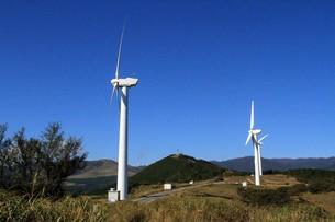 風力発電(東伊豆)の素材 [FYI00256683]