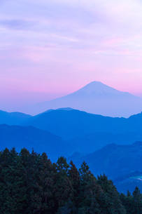 富士山の写真素材 [FYI00256838]