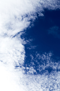 青空と雲の写真素材 [FYI00256920]