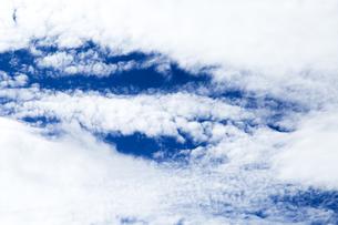 青空と雲の写真素材 [FYI00256931]