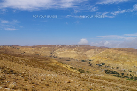 ヨルダンの風景の写真素材 [FYI00257160]