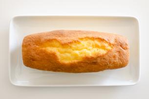 パウンドケーキの写真素材 [FYI00258342]