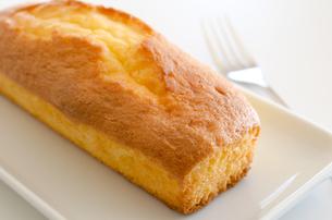 パウンドケーキの写真素材 [FYI00258348]