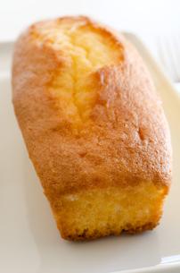 パウンドケーキの写真素材 [FYI00258352]