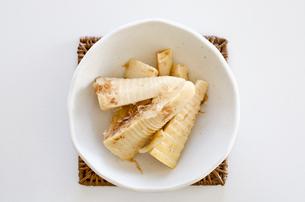 タケノコの土佐煮の写真素材 [FYI00258560]
