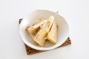 タケノコの土佐煮の写真素材 [FYI00258561]