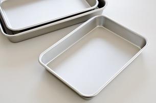 調理用バットの写真素材 [FYI00258630]