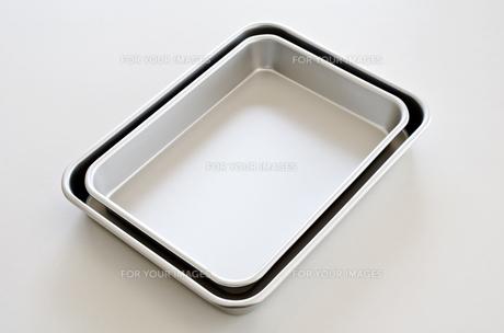 調理用バットの写真素材 [FYI00258653]