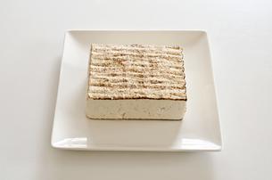 焼き豆腐の写真素材 [FYI00258687]
