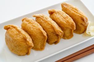 いなり寿司の写真素材 [FYI00258781]
