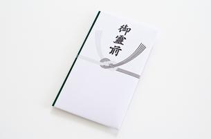 香典袋の写真素材 [FYI00258895]