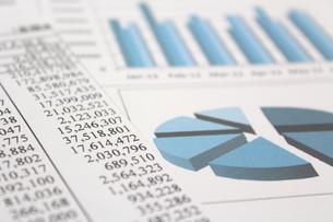 ビジネスイメージ グラフの写真素材 [FYI00259290]