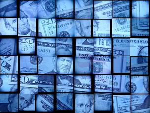 金融 アメリカの紙幣の写真素材 [FYI00259398]