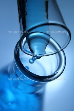 実験 薬品の調製の写真素材 [FYI00259441]