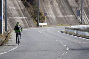 サイクリングの写真素材 [FYI00259806]