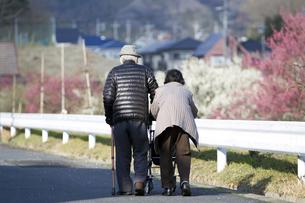 老夫婦の写真素材 [FYI00259807]