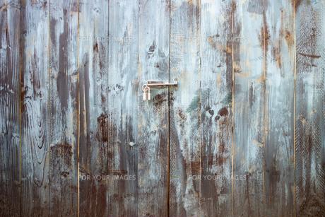 木の扉の素材 [FYI00259828]