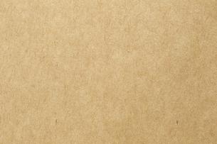 クラフト紙の素材、背景の写真素材 [FYI00259873]