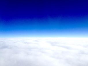 雲の上の写真素材 [FYI00260758]