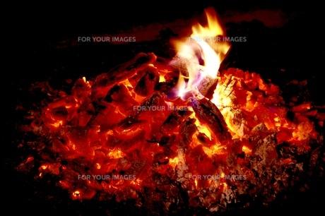 炎の写真素材 [FYI00260764]