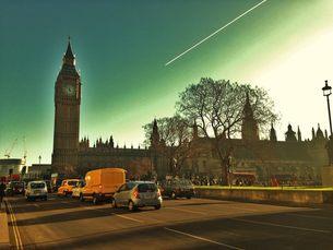 Londonの写真素材 [FYI00260968]