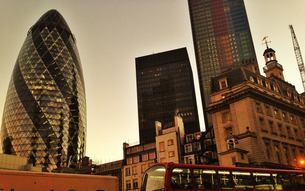 London の写真素材 [FYI00260972]