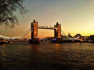 London の写真素材 [FYI00260983]