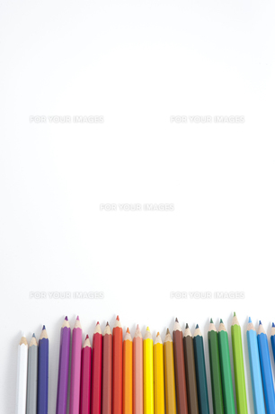 色鉛筆の写真素材 [FYI00261030]