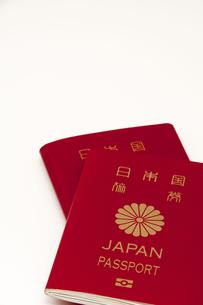 パスポートの写真素材 [FYI00261039]