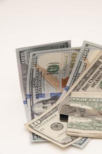 ドル紙幣の写真素材 [FYI00261055]