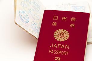パスポートの写真素材 [FYI00261056]
