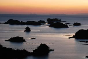 西海国立公園「九十九島」の写真素材 [FYI00261124]