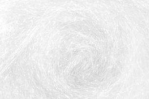 白背景_渦状キラキラのラメテープの写真素材 [FYI00261172]