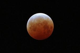 月食の写真素材 [FYI00261707]