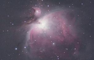 オリオン大星雲の写真素材 [FYI00261713]