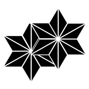 家紋の写真素材 [FYI00261866]