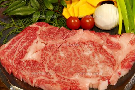 牛肉の写真素材 [FYI00261884]