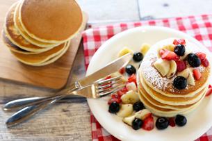 パンケーキの写真素材 [FYI00262040]