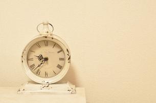 アンティークな時計の写真素材 [FYI00262493]