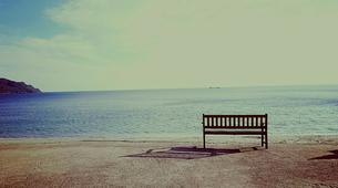 思い出の海の素材 [FYI00262759]