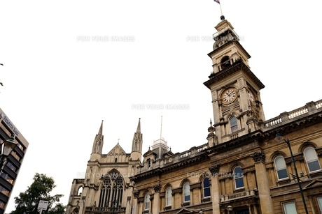 ヨーロッパ風建築の写真素材 [FYI00262843]