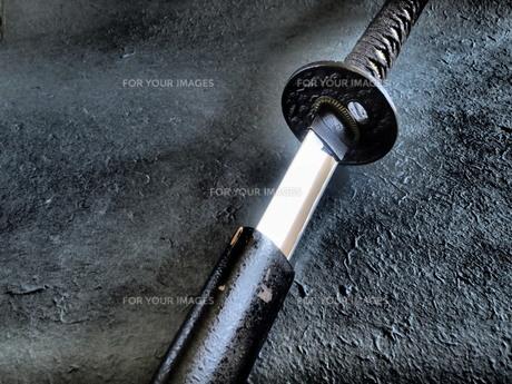 日本刀の写真素材 [FYI00262974]