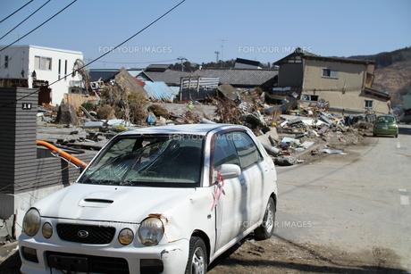 石巻 震災の記録の素材 [FYI00262993]
