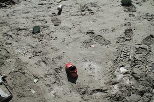 石巻 震災の記録の写真素材 [FYI00262994]